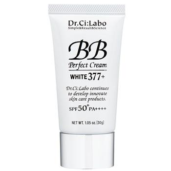 BBパーフェクトクリームホワイト377プラス SPF50+ PA++++ 30g