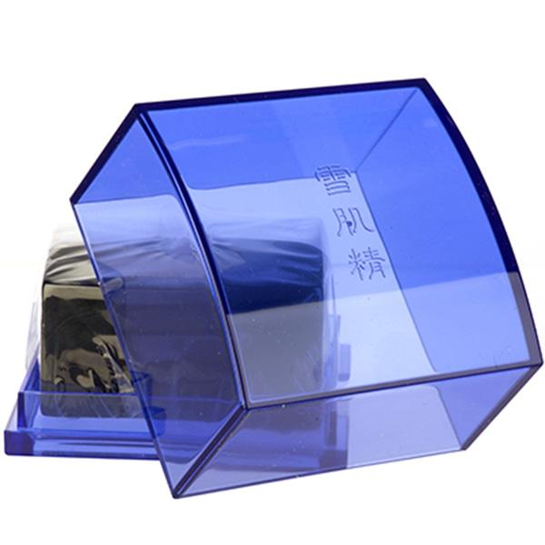 雪肌精 クリアフェイシャルソープ(ケース付) 120g