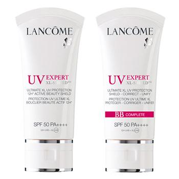 送料無料 ランコム 選べる2個:UV エクスペール XL SPF50 30ml 定価11,880円
